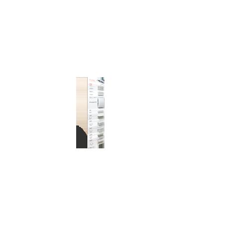 Plansza nr 2 (30 x 100cm) do oświetlenia LED