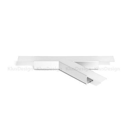 Kształtka T135R profil LIPOD-LIGER22, do oświetlenia LED