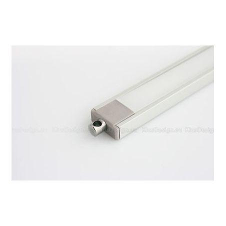 zaślepka przewodnikowa do profilu MICRO - ALU, do oświetlenia LED