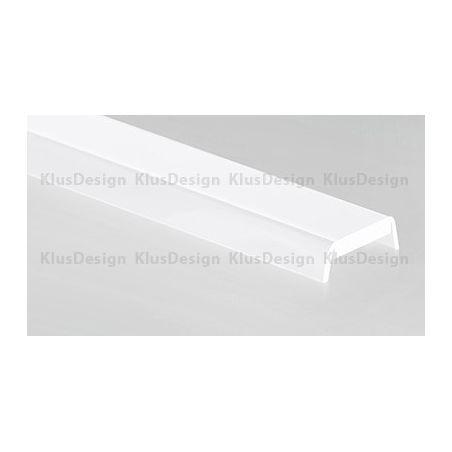 HS osłonka mleczna, certyfikowana, do oświetlenia LED