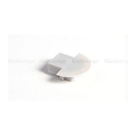 zaślepka MICRO-K MW z otworem, do oświetlenia LED