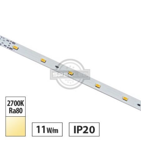 Listwa LED OSRAM 11W/m, 1030lm/m, 2700K, 24VDC, IP20, 0,96m, gwarancja 3 lata