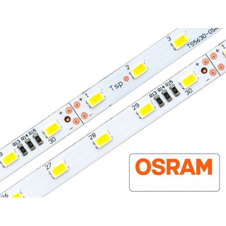 Taśma LED NEONICA OSRAM DURIS E5 300 LED 15,6 W/m 3000K 24V 5m