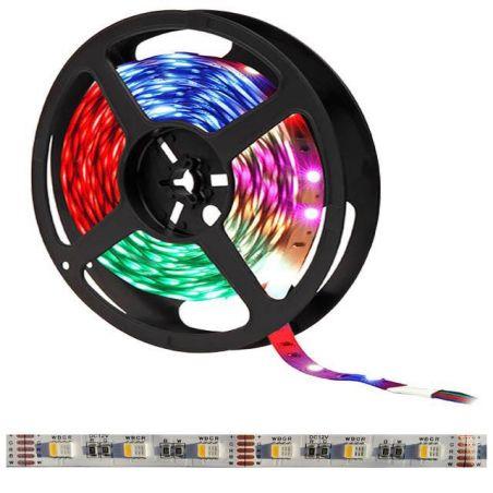 Taśma LED  PRO 14,4W/m, 60xLED SMD 5050/m,4-chip RGBW+ biały dzienny, IP20, 1m