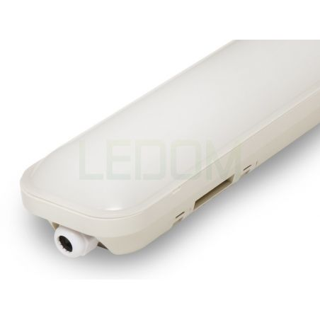 Lampa LED hermetyczna LEDOM IP65 40W 3000lm 230V biała dzienna