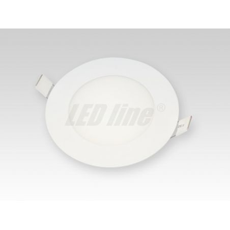 LED DOWNLIGHT DEEP 5W/400lm 4000 SILVER