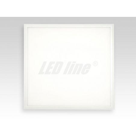 ZESTAW Panel LED 36W 2880lm 230V biały dzienny + zasilacz + zestaw do montażu podtynkowego