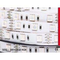 Taśma LED PRO+ 5050SMD 300LED/5M IP20 RGB, 24V