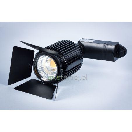 Reflektor Szynowy 1-fazowy LED Track Light 30W czarny
