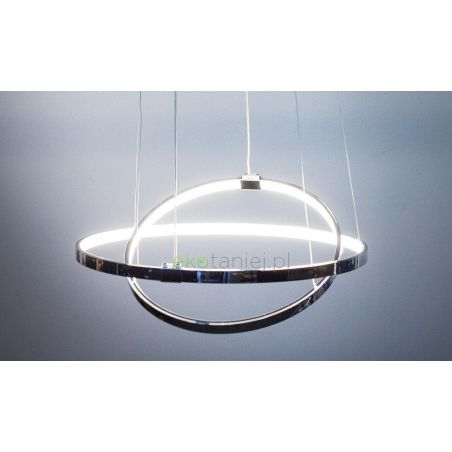Lampa podwieszana SPACE 26W CHROME