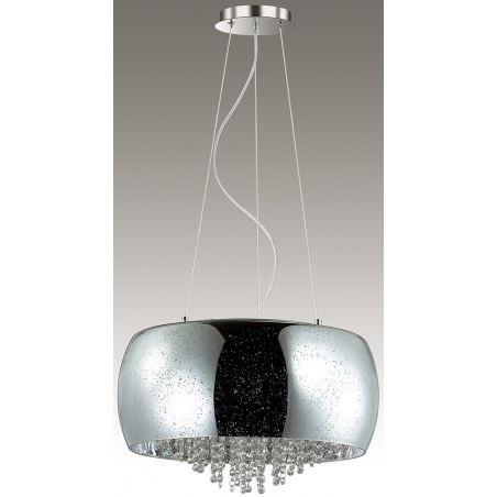 Lampa wisząca ELYSIUM 6x40W chrom