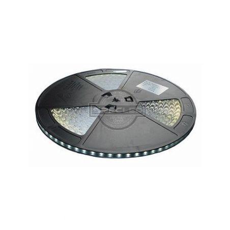 Taśma LED PRO 6W/m, 60xLED SMD 2835/m, IP20, żółty, 50m