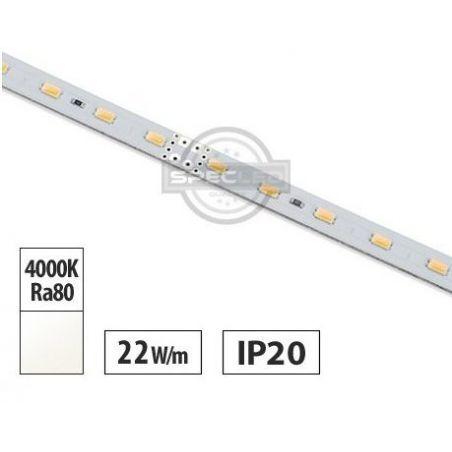 Listwa LED OSRAM 22W/m, 2450lm/m, 24VDC, IP20, 4000K, 0,96m, gwarancja 3 lata