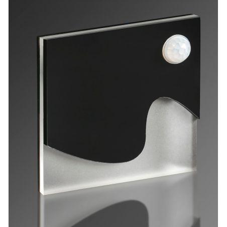 Lampa schodowa WENECJA LED 12V z czujnikiem ruchu