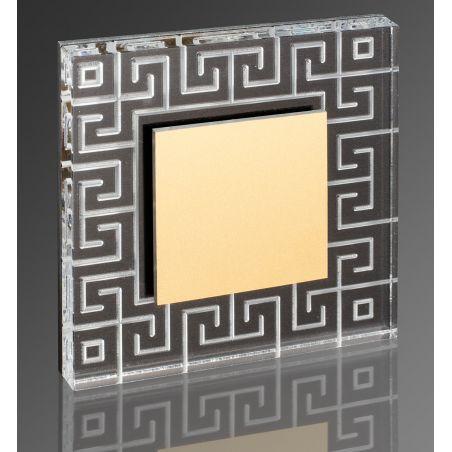 Oświetlenie schodowe LED - Viterbo LED 230V