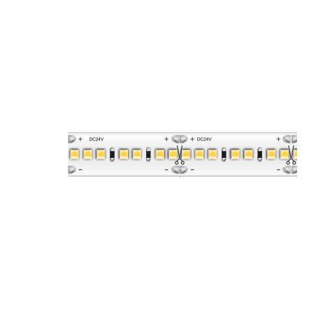 Taśma LED  PRO+ 14,4W/m,  1860lm/m, 4000K, Ra80, 24VDC, IP20, 5m