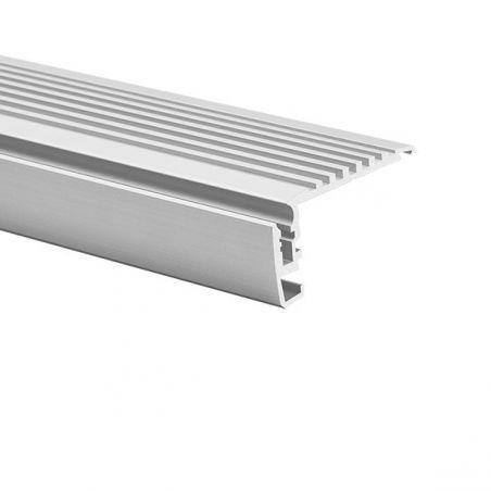 Profil LED STEKO na schody, aluminium anodowane