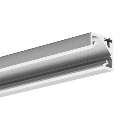 Profil LED Glad 45 narożny, aluminium anodowane 1m