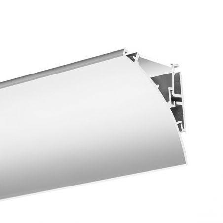 Profil system VERKIN kpl aluminium anodowane długość 1m