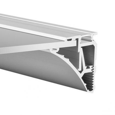 Profil LED PULA KPL narożny, aluminium anodowane
