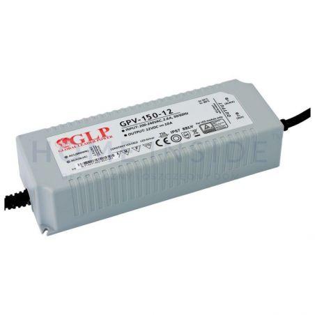 Zasilacz LED GPV-150-12 10A 120W 12V IP67