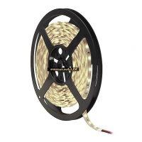 Taśma LED PRO 6W/m, 60xLED SMD 2835/m, IP65, biały zimny, 1m