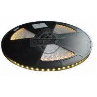 Taśma LED PRO 6W/m, 60xLED SMD 2835/m, IP20, biały ciepły, 50m