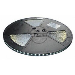 Taśma LED PRO 6W/m, 60xLED SMD 2835/m, IP65, biały zimny, 25m