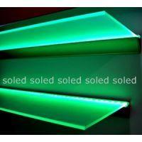 Półka podświetlana LED 60x20x0,6cm