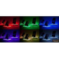 Półka podświetlana LED 120x20x1cm