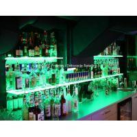 Półka podświetlana LED 400x200x6mm RGB