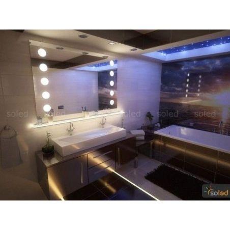 Lustro podświetlane LED JULIA 60x80cm PION