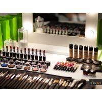 Lustro do makijażu LED Make Up Stand 80x60