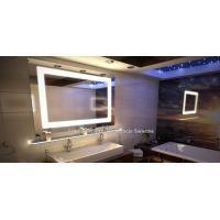 Lustro podświetlane LED EWA 70x60cm POZIOM