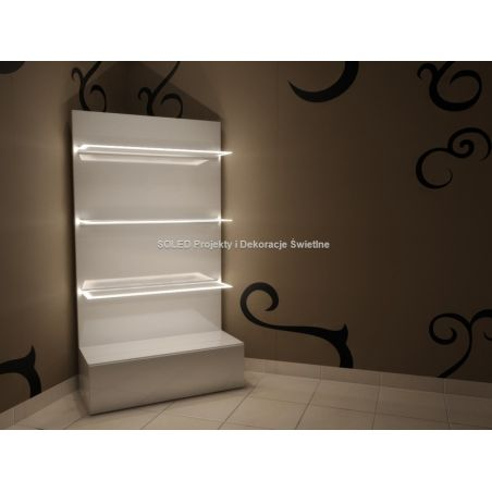 Regały wystawiennicze LED Shelf-3