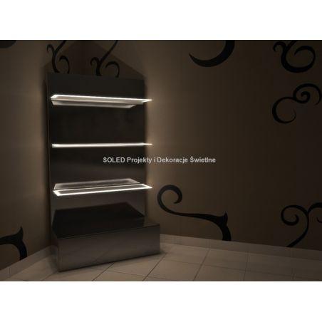 Regały wystawiennicze LED Shelf-5