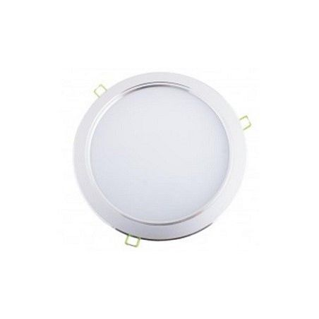 Oprawa downlight 18W ECO LED 4000K chrom mat