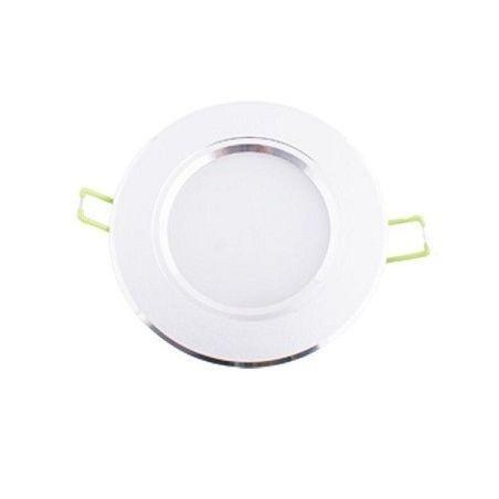 Oprawa downlight 3W ECO LED 4000K biały