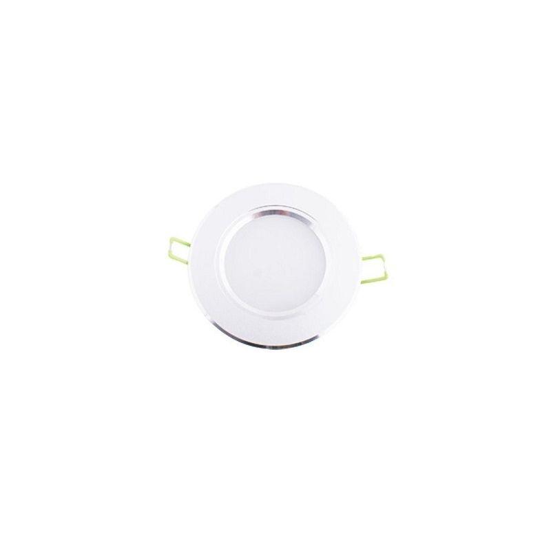 Oprawa downlight 5W ECO LED 3000K biały