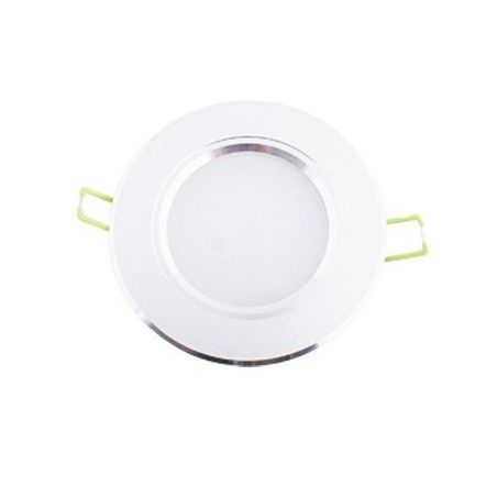 Oprawa downlight 7W ECO LED 3000K chrom mat
