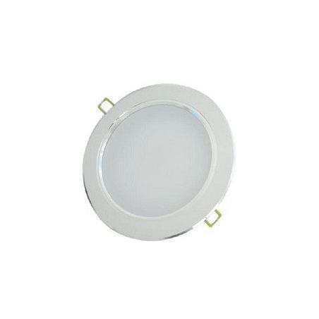 Oprawa downlight 9W ECO LED 3000K chrom mat