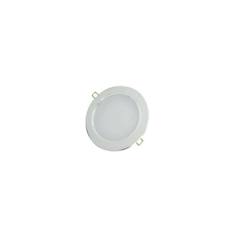 Oprawa downlight 9W ECO LED 3000K biały