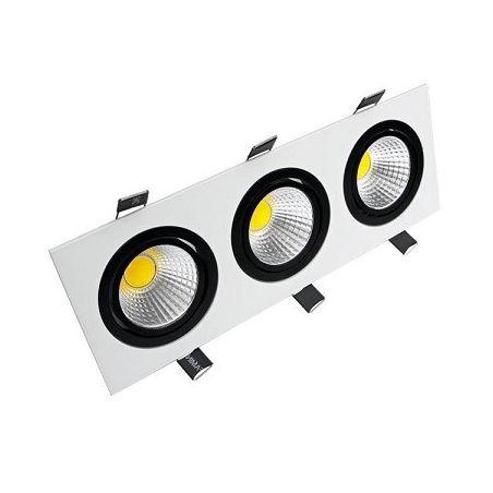 LED DOWNLIGHT CARO 3x7W/1962lm 4000K