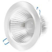 LED DOWNLIGHT DEEP 12W/960lm 4000 SILVER