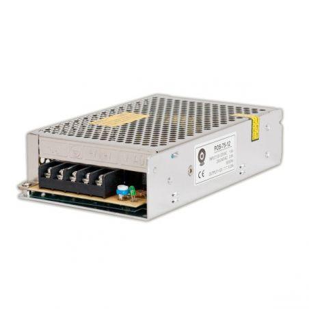 Zasilacz modułowy POS-75-12, 75W, IP20, 12VDC/6.25A