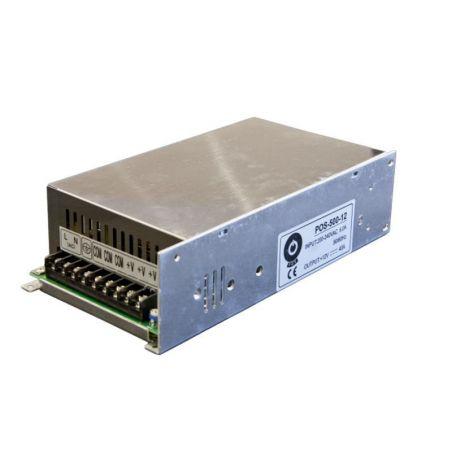 Zasilacz modułowy POS-500-12, 500W, IP20, 12VDC/41,6A