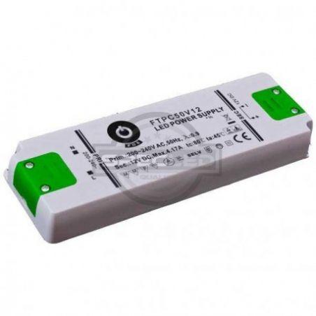 Zasilacz meblowy FTPC50V24, 50W, IP20, 24VDC/2.08A