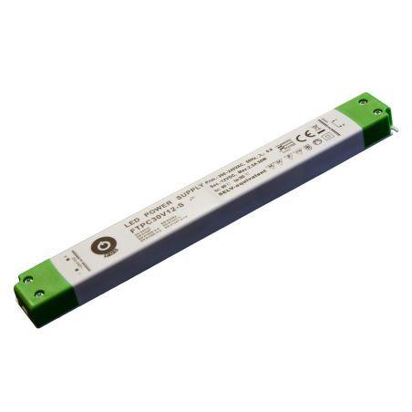 Zasilacz meblowy S FTPC30V24-S, 30W, IP20, 24VDC/1,25A