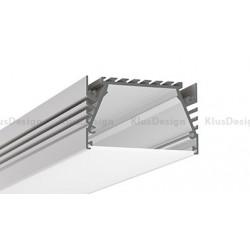 Profil LED SEKODU aluminium anodowane