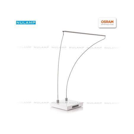 Lampa biurkowa LED NULAMP B WHITE 8,3W, 790lm, 3000K, Ra80